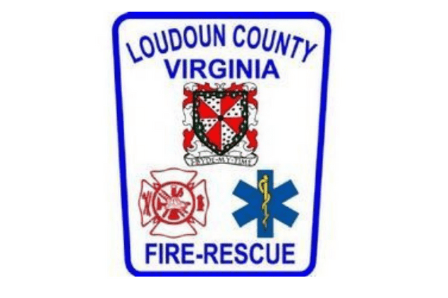Loudon County Fire Department patch